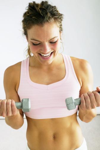 Naised ja jõutreening: I osa