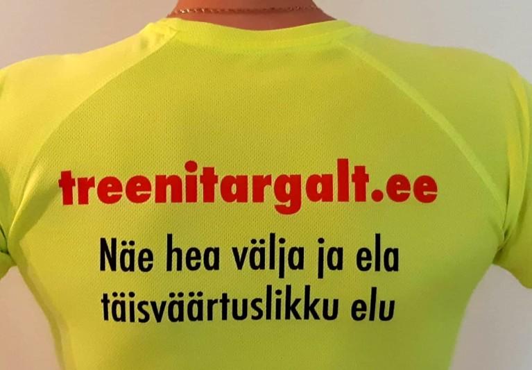 Treenitargalt.ee – aidanud inimesi aastast 2009!